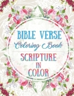 Bible Verse Coloring Book: Scripture in Color Cover Image