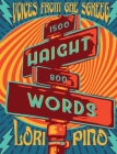 Haight Words: Voices from the Street Cover Image