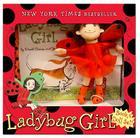 Ladybug Girl Book & Doll Set Cover Image