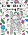French Bulldog Coloring Book Cover Image