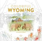 Colorful Wyoming Coloring Journal Cover Image