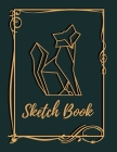 Sketch Book: Sketch book Notebook for Drawing, Painting, Writing, Sketching and Doodling for kids 120 Pages, Large size (8.5x11 in) Cover Image