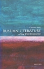 Russian Literature: A Very Short Introduction (Very Short Introductions #53) Cover Image