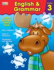 English & Grammar Workbook, Grade 3 Cover Image