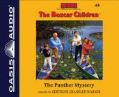The Panther Mystery (Library Edition) (The Boxcar Children Mysteries #66) Cover Image