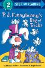 P.J. Funnybunny's Bag of Tricks (Step Into Reading - Level 2) Cover Image