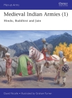 Medieval Indian Armies (1): Hindu, Buddhist and Jain (Men-at-Arms) Cover Image
