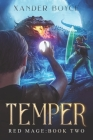 Temper: An Apocalyptic LitRPG Series Cover Image