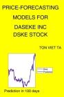Price-Forecasting Models for Daseke Inc DSKE Stock Cover Image