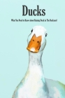 Ducks: What You Need to Know about Raising Duck in The Backyard: Guide to Raising Ducks Cover Image