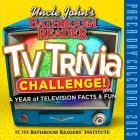 Uncle John's TV Trivia Challenge! 2015 Calendar Cover Image