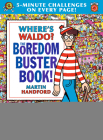 Where's Waldo? The Boredom Buster Book: 5-Minute Challenges Cover Image