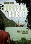 Robinson Crusoe (Classic Collection (Blackstone Audio)) Cover Image