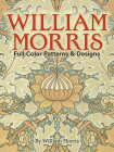 William Morris Full-Color Patterns and Designs (Dover Pictorial Archive) Cover Image