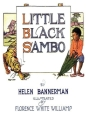 Little Black Sambo: by Helen Bannerman Original Hardcover Samboo Book Cover Image