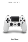 Dual-Shock: 4 Wireless Controller for PlayStation 4 - Glacier White Cover Image