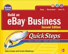 Build an eBay Business QuickSteps Cover Image