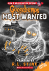 The Haunter (Goosebumps Most Wanted Special Edition #4) Cover Image