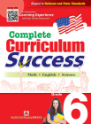 Complete Curriculum Success Grade 6 Cover Image