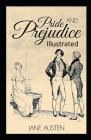 Pride and Prejudice Illustrated Cover Image