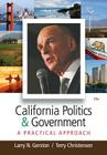 California Politics and Government: A Practical Approach Cover Image