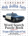 Circle It, Andy Griffith Facts, Word Search, Puzzle Book Cover Image