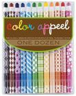 Color Appeel Crayons - Set of 12 Cover Image