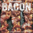 MMMMMMMM Bacon 2020 Wall Calendar Cover Image