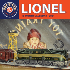 Lionel 2021 Wall Calendar Cover Image