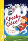 Spooky Soccer (Reading Ladder) Cover Image