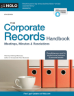 The Corporate Records Handbook: Meetings, Minutes & Resolutions Cover Image