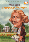 Who Was Thomas Jefferson? (Who Was?) Cover Image