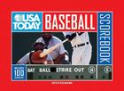 USA Today Baseball Scorebook: Includes 100 Scorecards Cover Image