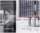 El Croquis 196: Karamuk Kuo and Ted'a Arquitectes (2 Volumes) Cover Image