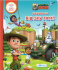 Ranger Rob at Big Sky Park (Little Detectives): A Look and Find Book Cover Image