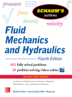 Schaum's Outline of Fluid Mechanics and Hydraulics, 4th Edition (Schaum's Outlines) Cover Image