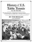 History of U.S. Table Tennis Volume 3 Cover Image