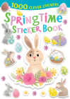Springtime Sticker Book (Clever Stickers) Cover Image
