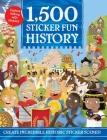 1,500 Sticker Fun History Cover Image