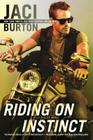 Riding on Instinct (A Wild Riders Novel #3) Cover Image
