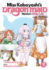 Miss Kobayashi's Dragon Maid: Kanna's Daily Life Vol. 9 Cover Image