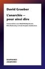 L'anarchie – pour ainsi dire: Conversations avec Mehdi Belhaj Kacem, Nika Dubrovsky et Assia Turquier Zauberman (Anarchies) Cover Image