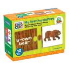 My First Puzzle Pairs: The World Of Eric Carle(TM) Brown Bear, Brown Bear, What Do You See? Cover Image