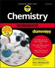 Chemistry Workbook for Dummies with Online Practice Cover Image