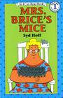Mrs. Brice's Mice (I Can Read Level 1) Cover Image