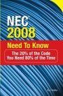 Nec(r) 2008 Need to Know Cover Image