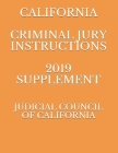 California Criminal Jury Instructions 2019 Supplement Cover Image