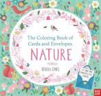 The Coloring Book of Cards and Envelopes: Nature Cover Image