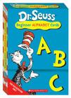Dr. Seuss Learning Cards: ABC (Dr. Seuss Novelty Se) Cover Image