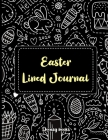Easter Lined Journal Cover Image